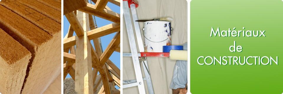 Image Matériaux de construction