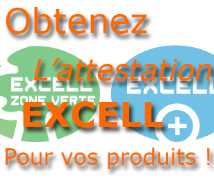 illustration Obtenier l'attestation Excell